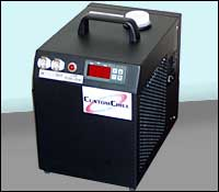 CRAL150 - 150 Watt Free-Standing Chiller by CustomChill, Inc.