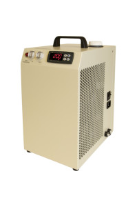 CRAL300DP Self-Contained Chiller in Beige