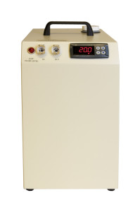 CRAL400DP Self-Contained Chiller in Beige